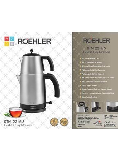 RTM 2216 S Çay Makinesi-Roehler
